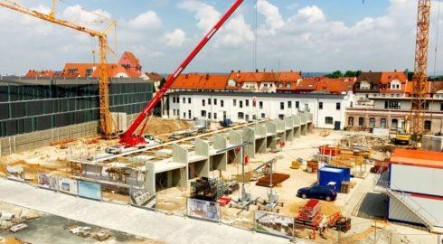 Schlüsselfertigbau, Rohbau, Hochbau - mit der OBAG Hochbau GmbH arbeiten Sie zukunftsorientiert zusammen.