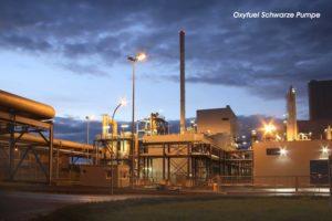 Oxyfuel-Pilotanlage Schwarze Pumpe