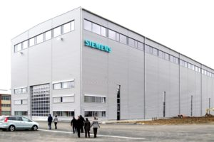 Neubau Schwerlasthalle 4 Siemens Görlitz