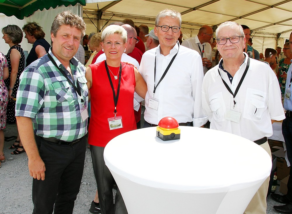 Neuer Auftrag in Radeberg