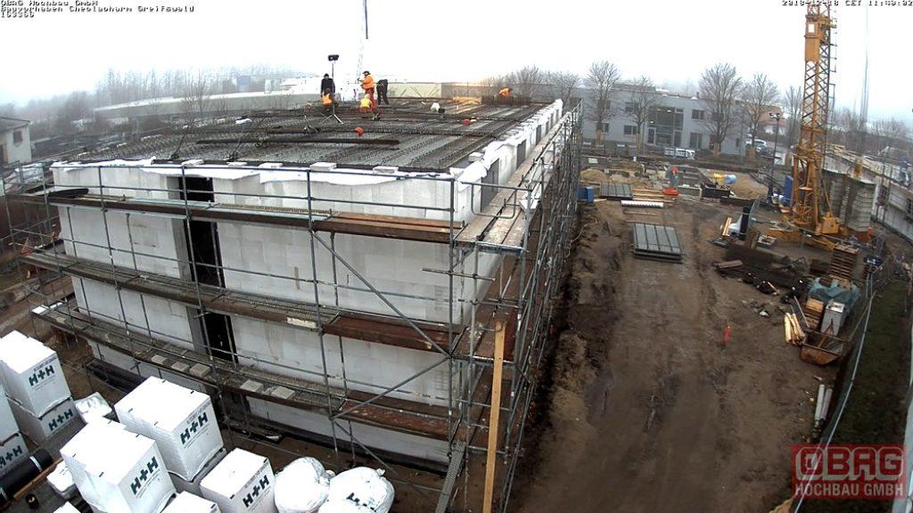 Unsere neue Webcam in Greifswald