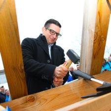 CHEPLAPHARM feiert Richtfest