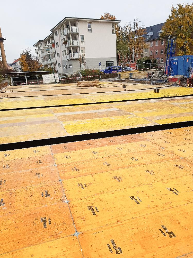 Neubau Tiefgarage Cottbus