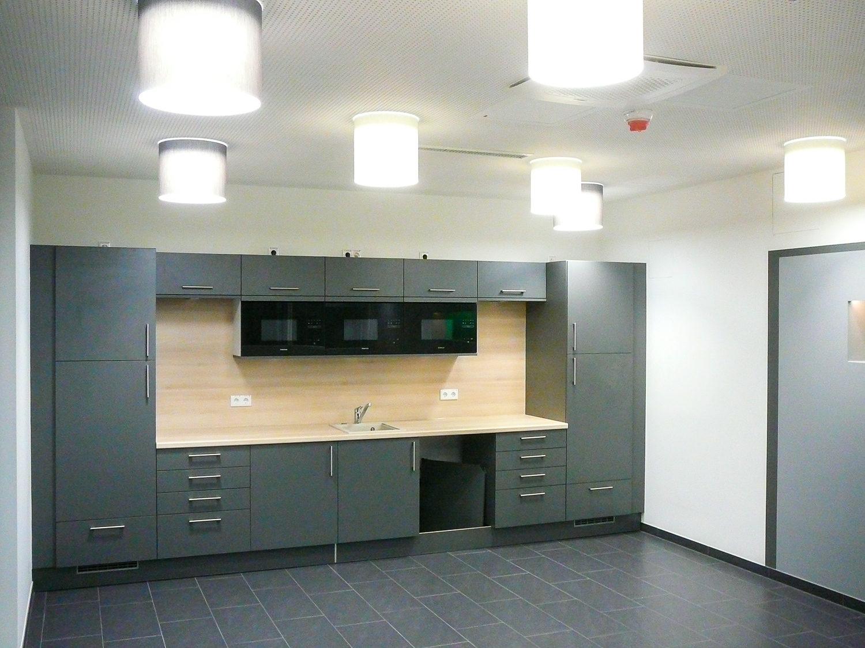 Vorfristige Übergabe der neuen Büroräume!