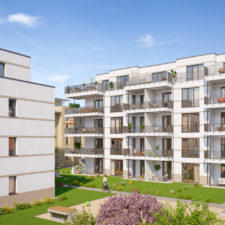 Baustart für 29 Eigentumswohnungen in Berlin-Johannisthal
