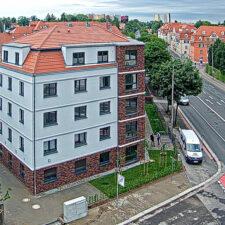 Schlüsselübergabe in Dresden